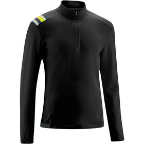 Gonso Kroix Half-Zip LS Jersey Men black
